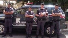 O que policiais da ROTA fazem? Salvam vidas