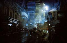 """Films & Architecture: """"Blade Runner"""""""