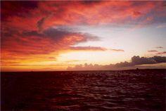 Sunset ~ Kaua'i ~ Hawaii (2004)