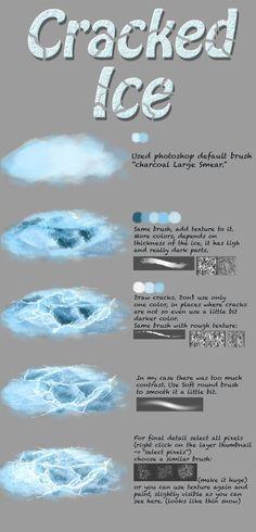 """트위터의 ART In G 자료 봇 님: """"Fievy님의 물/얼음 튜토리얼 #물 #얼음 #튜토리얼 #자료 #아트인지 #Water #Ice #Tutorial #Reference #ArtInG https://t.co/Vh5t4g5t66"""""""