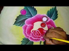 Pintando rosa con Alfre Severo. - YouTube