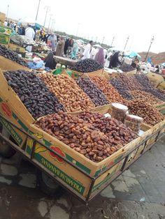 Saudi Arabia Date Market ♥