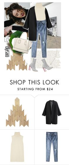"""Oasap #22"" by i-do-have-a-ch0ice-fash10n ❤ liked on Polyvore featuring HAY, Helmut Lang, Christian Dior and oasap"
