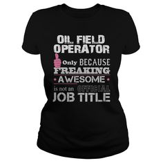 [Best Tshirt name list] Awesome Oil Field Operator Shirt  Teeshirt Online  Awesome Oil Field Operator Shirt.  Tshirt Guys Lady Hodie  SHARE and Get Discount Today Order now before we SELL OUT  Camping a sled hoodie and matching tshirt each sold amp hoodies by awesometees21 oil field operator shirt