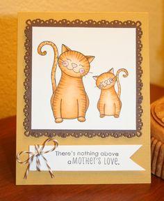 Cute Cat Card