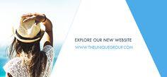 Explore our new website - http://www.theuniquegroup.com/  #packaging #explore #design #branding