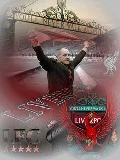Liverpool FC Bill Shankly