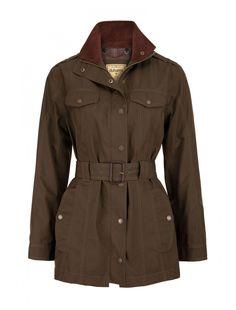 Dubarry Swift Women's Multi-Pocket Hourglass Silhouette Jacket | @Dubarry Of Ireland