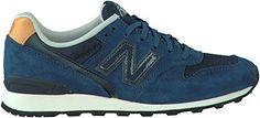 NEW BALANCE 996 Damen Sneaker 38 dunkelblau - http://uhr.haus/new-balance/38-eu-new-balance-996-damen-sneakers-grau-7