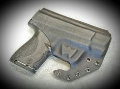 Smith and Wesson M&P Shield in a Pocket Holster from WW Tactical Systems.  wwtacticalsystems.com