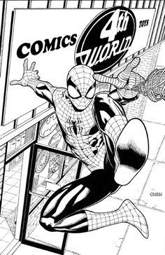 Spider-Man by Sean Chen