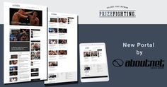 Η #aboutnet δημιούργησε το νεο #portal με νέα γύρω απο τις πολεμικές τέχνες.Μπορείτε να το επισκεφθείτε στο www.prizefighting.gr