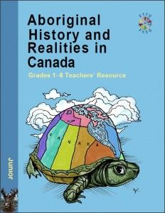 Aboriginal History and Realities in Canada Grades 18 teachers resource 2014 Aboriginal Education, Indigenous Education, Aboriginal History, Aboriginal Art, Teaching Social Studies, Teaching History, Teaching Tools, Teaching Resources, Learning Activities
