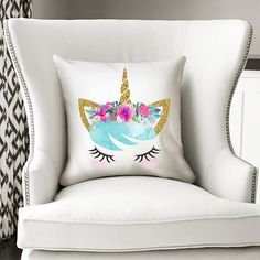 Unicorn+Cushion,+Unicorn+Pillow,+Girl+Gift,+Unicorn+Gift,+Unicorn+Decor,+Unicorn+Nursery,+Unicorn+Bedroom,+Cushion,+Decorative+Pillow,+PLA