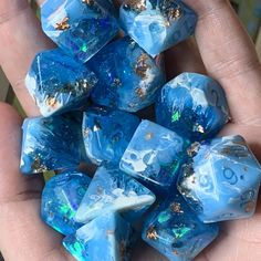 Resin Crafts, Resin Art, Dragon Dies, Dungeons And Dragons Dice, Dark Moon, Gremlins, Magic The Gathering, Goblin, Aesthetic Images