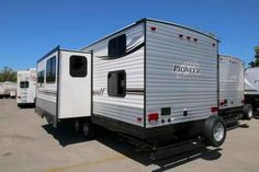 2016 New Heartland Pioneer BH270 Travel Trailer in New York NY.Recreational Vehicle, rv, 2016 Heartland PioneerBH270, Bike Rack, Black tank flush, Enclosed Underbelly, Night shades, Pioneer Value Package, Power Awning w/ LED Light Strip, POWER STAB JACKS, Power Tongue Jack, RVIA Seal, Spare Tire and Carrier, Winterization of Unit,