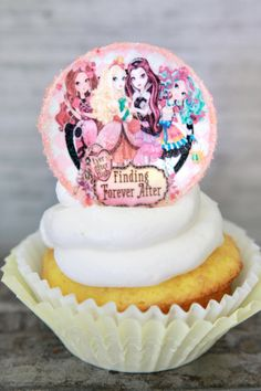 12 EDIBLE Ever After High Birthday Party by TheSugarCottage