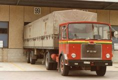 Semi Trailer, Busa, Big Rig Trucks, Transporter, Vintage Trucks, Classic Trucks, Diesel Engine, Heavy Equipment, Tractors
