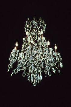 161 best art chandeliers images on pinterest chandelier rodney graham torqued chandelier release the art institute of chicago torqued chandelier release aloadofball Images