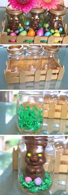 Great easter gifts for grandchildren can put colored krispie treats 17 easy diy easter basket ideas for teens negle Images