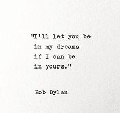 I'll let you.....