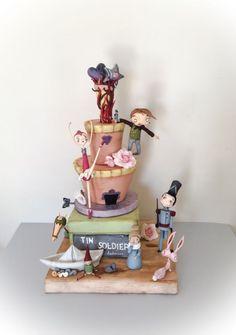 Resultado de imagen para tin soldier cake