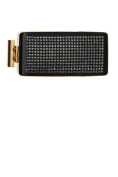 The Jeweled-Box Clutch Small statement making clutches like these embellished minaudières perfectly complete and jazz-up any evening look.