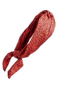 Nike  Studio Twist  Dri-FIT Head Tie available at  Nordstrom Nike Headbands 8d303d47932