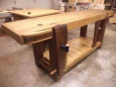Red's Roubo Bench - by BigRedKnothead @ LumberJocks.com ~ woodworking community