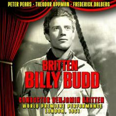 Billy Budd (The Music Center, opens February 22, 2014) - Available on Freegal (download 5 songs/wk)