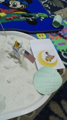 I received  a Post card from the Moon Post card from Mekhael Abdur Rahman