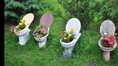 Jardines decorados con estilo rustico, Video 2 de 2 para admirar