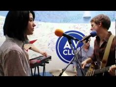 ▶ Sharon Van Etten & Shearwater - Stop Draggin' My Heart Around (Cover) - YouTube