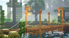 Wondering how to make paper in Minecraft? a bit complicated as that can .Wondering how to make paper in Minecraft? a bit complicated as that can be Bridge with Lego Minecraft, Minecraft Poster, Memes Minecraft, Plans Minecraft, Pixel Art Minecraft, Construction Minecraft, Minecraft Bridges, Easy Minecraft Houses, Minecraft House Designs