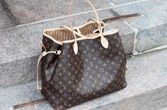 Never full...Louis Vuitton She's my go to girl...on the go & off the go!