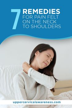 Learn more in our discussion below so you can get rid of the pain and resume your usual routine at home or work. Chronic Fatigue, Chronic Illness, Chronic Pain, Muscle And Nerve, Muscle Pain, Upper Cervical Chiropractic, Neck Injury, Neck Pain Relief