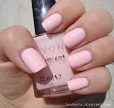 Spring 2014 will be all about pastel pink nails!