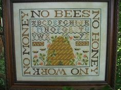 I stitched this one.  It's currently part of my mantle-scape.