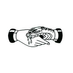 bite trust snake traditional tattoo snake bites trust no one snake tattoo traditional tatto flash Hand Tattoos, Arm Tattoo, Body Art Tattoos, New Tattoos, Tattoos For Guys, Cool Tattoos, Tatoos, Flash Tattoos, How To Draw Tattoos