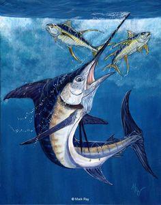 tuna paintings - Google Search