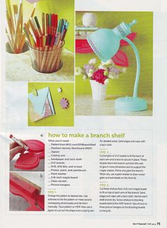Do it yourself magazine feature home organization pinterest do it yourself magazine feature solutioingenieria Gallery