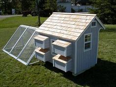 The Green Chicken Coop - made in Bay City, Michigan