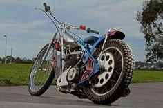500 cc jawa speedway bike from Czechia