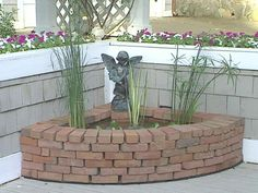 More water feature ideas.