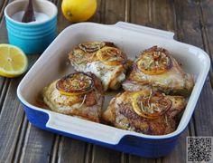 13. #Rosemary Lemon #Chicken - 15 Easy Dinner Recipes for Two