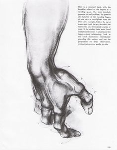 Burne Hogarth is still the best when it comes to tutorials on anatomy drawing. 'Drawing Dynamic Hands' - just awesome.