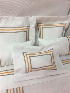 throw dans 2 couleurs LUXE heavyweight coton matelassé ariana couvre-lit