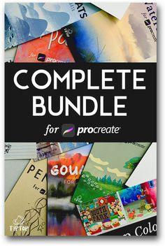 Procreate Complete B