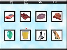 AAC assessment app