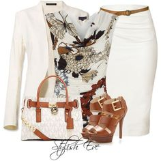 Stylish Eve Outfits 2013: Fall into Michael Kors Accessories